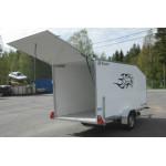 Umpiperävaunu JJ-TRAILER EAGLE 3500PRO